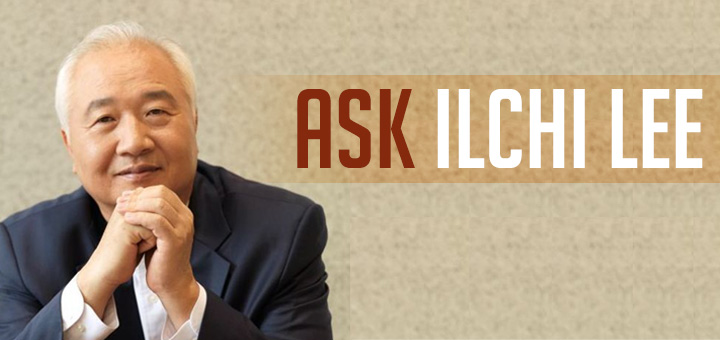 Ask Ilchi Lee