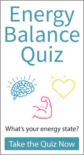 Energy Balance Quiz