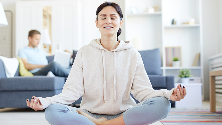 Feeling Unproductive During Quarantine? Try Meditation!