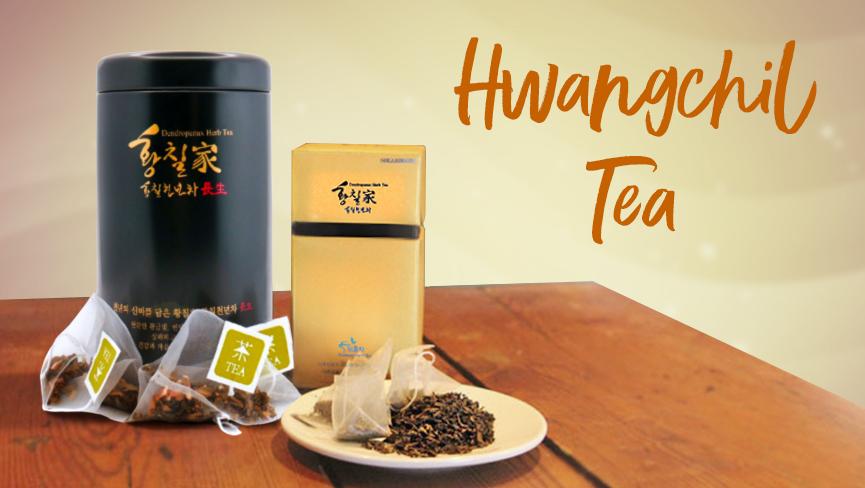 Hwangchil Tea Meditation for the Senses