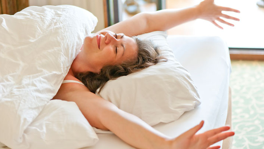 6 Energizing Morning Exercises to Do in Bed