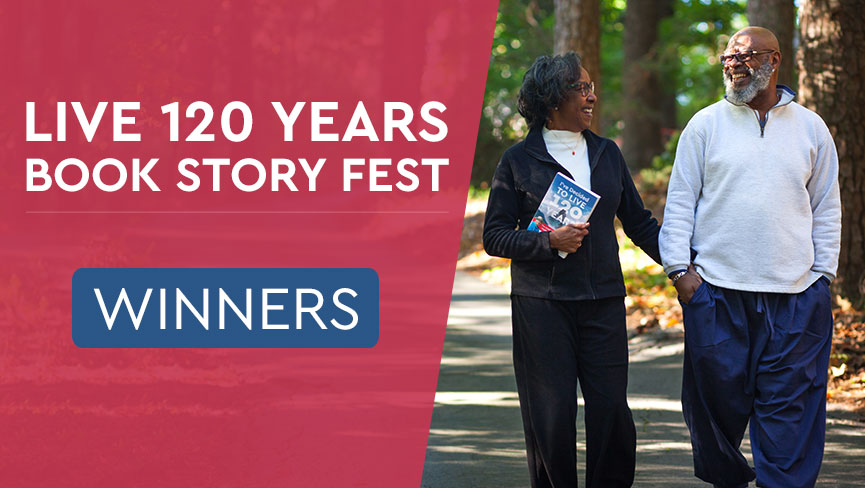 #120StoryFest Winners Announcement