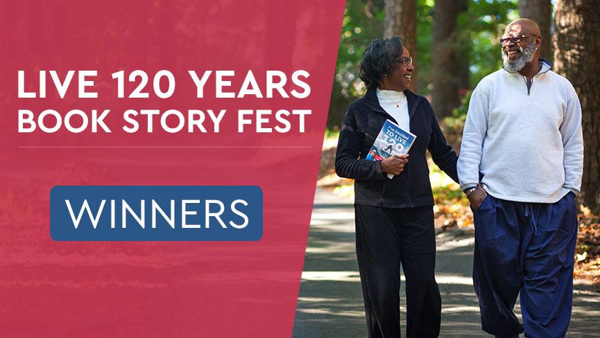 #120StoryFest Winners Announcement
