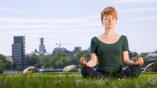 Balance Your Life with Breathing