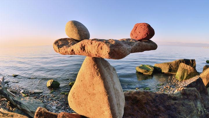 Three Treasures for a Balanced Life