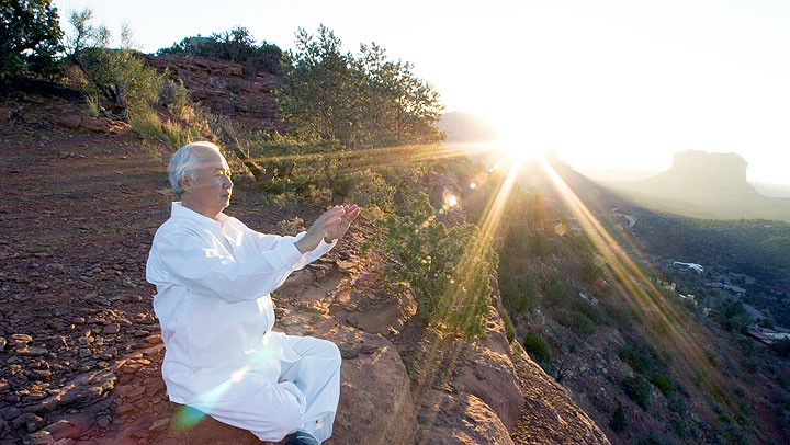 Restore Your Inner Nature with Sunlight Meditation