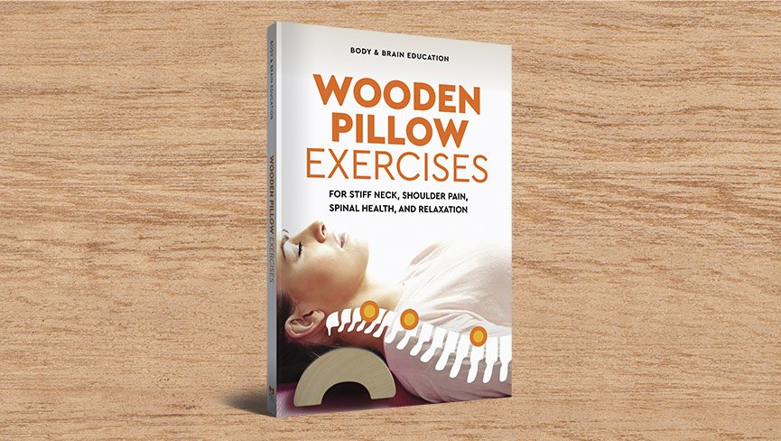 Wooden Pillow Exercises for Insomnia