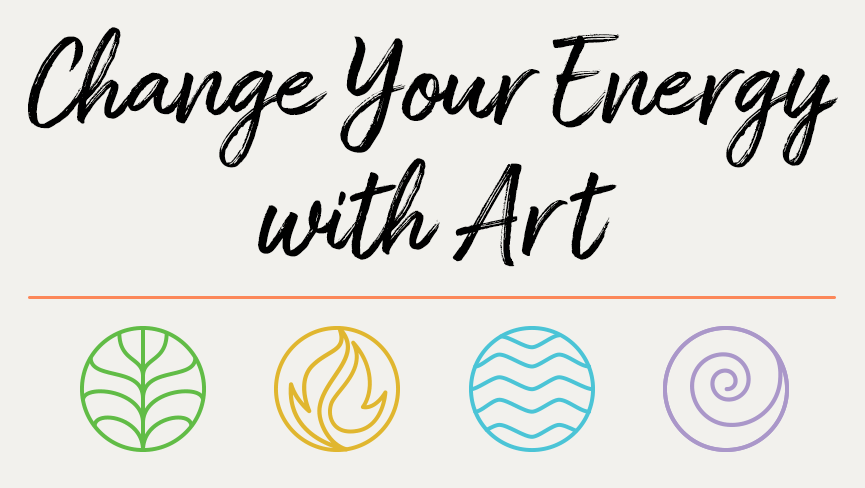 Quiz: 4 Elements Artwork for Boosting Energy Naturally