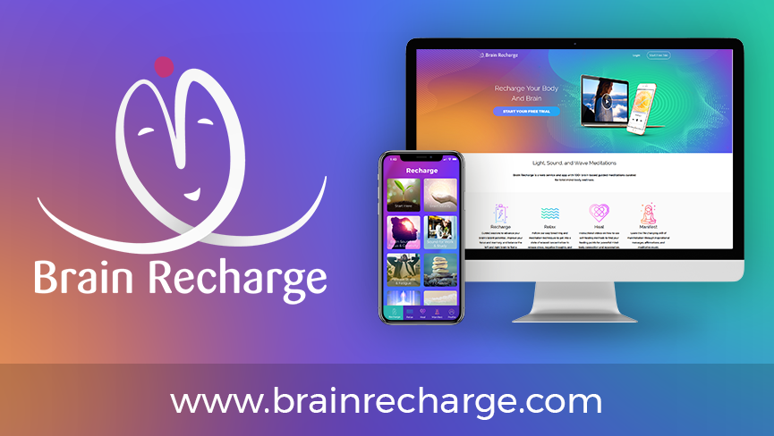 Brain Recharge, the Best Meditation App to Boost Your Brain Power