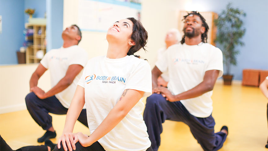 5 Ways the Body Brain Yoga Tai Chi Book Helps You Be More Productive
