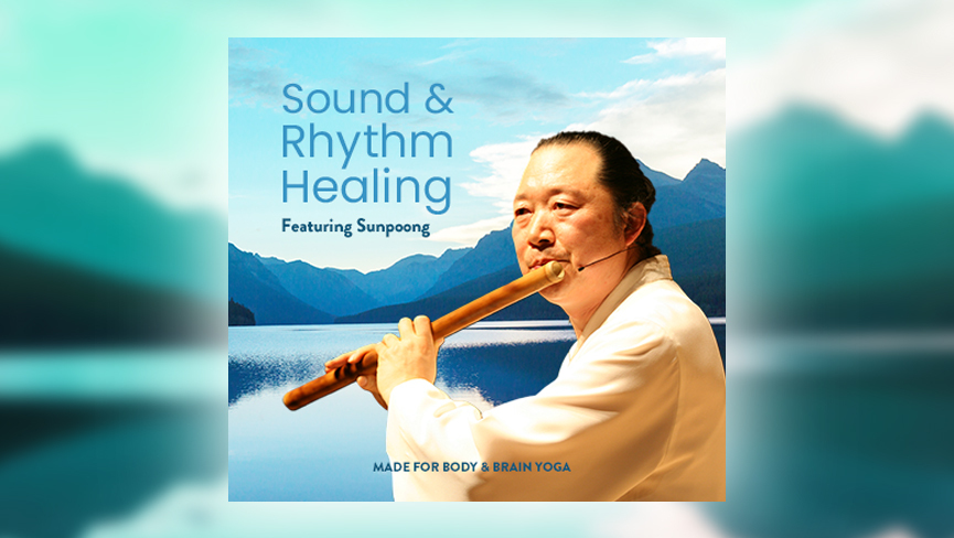Sun Poong's New Sound & Rhythm Healing Album Is for More Than Just Listening