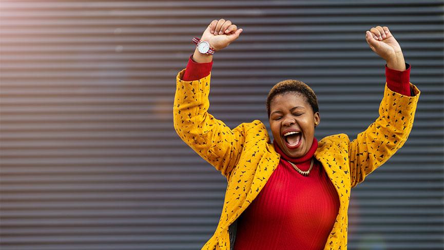 Finding Your Joy, Expressing Your Joy