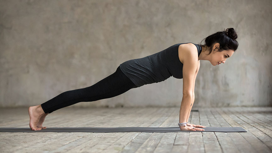 4 Exercises for a Supple Spine and Better Posture