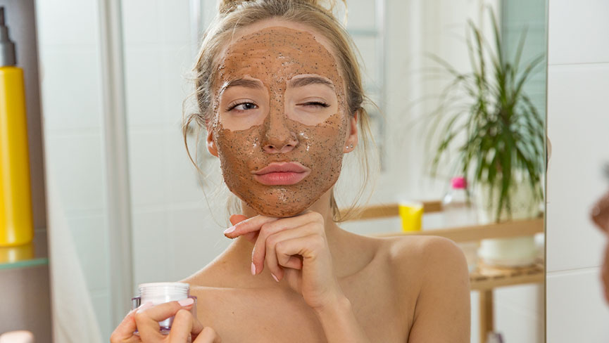4 Organic DIY Face Masks for Your Skin Type