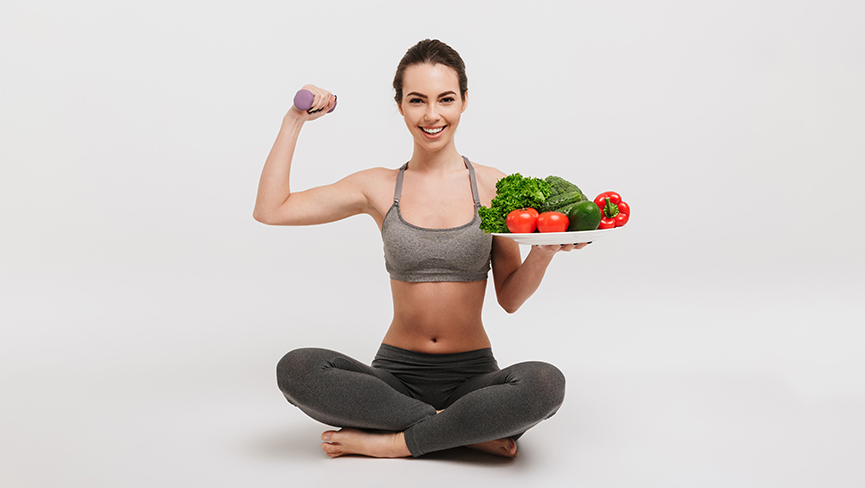 5 Top Tips For Building Lean Muscle on a Vegan Diet