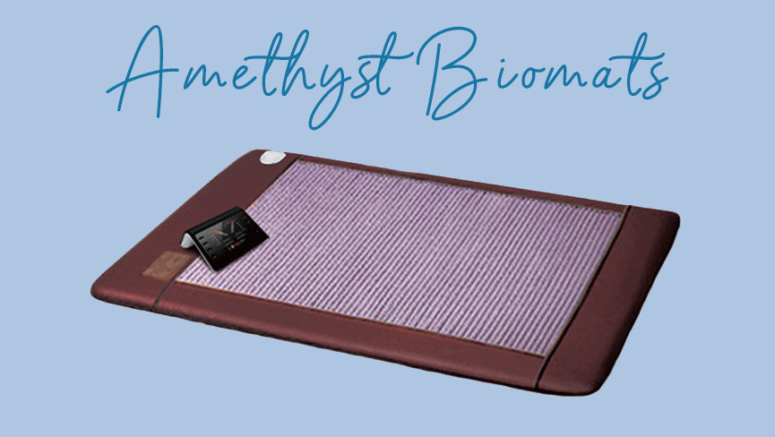 8 Reasons to Get an Amethyst Biomat for Relaxation and Recovery