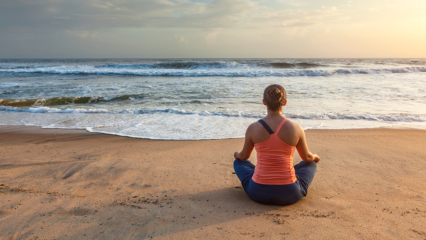 Top 3 Meditative Exercises to Stay Grounded During Chaos