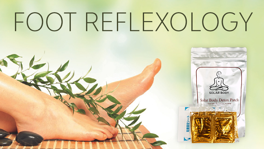 Foot Reflexology and the Hidden Link to Greater Health