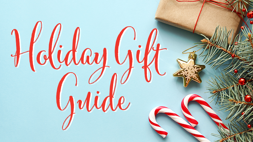 2018 Holiday Gift Guide: 16 of Our Favorite Things