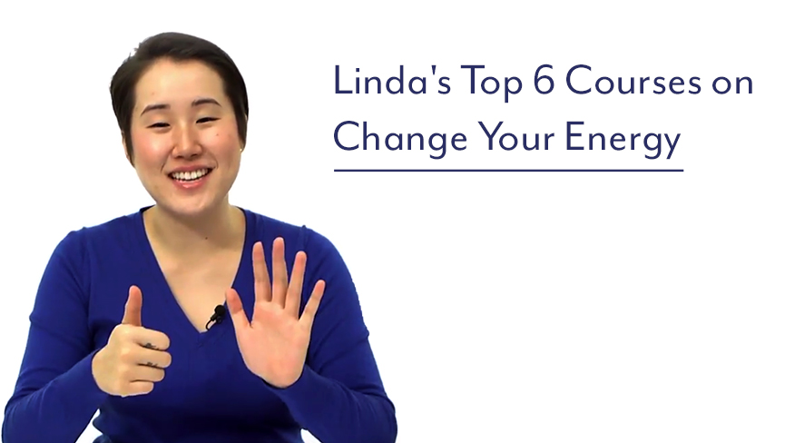 Linda's Top 6 Favorite Courses