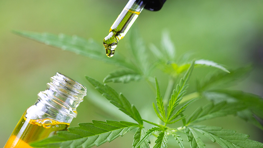 Why People are Putting CBD Oil in Their Belly Button
