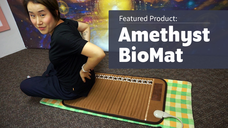 Why the Amethyst Biomat is My New Best Friend