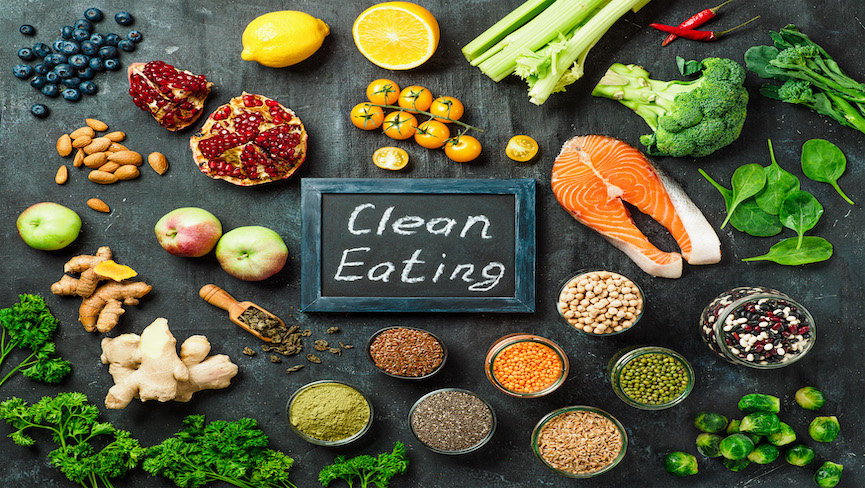 4 Clean Eating Tips to Improve Your Overall Health