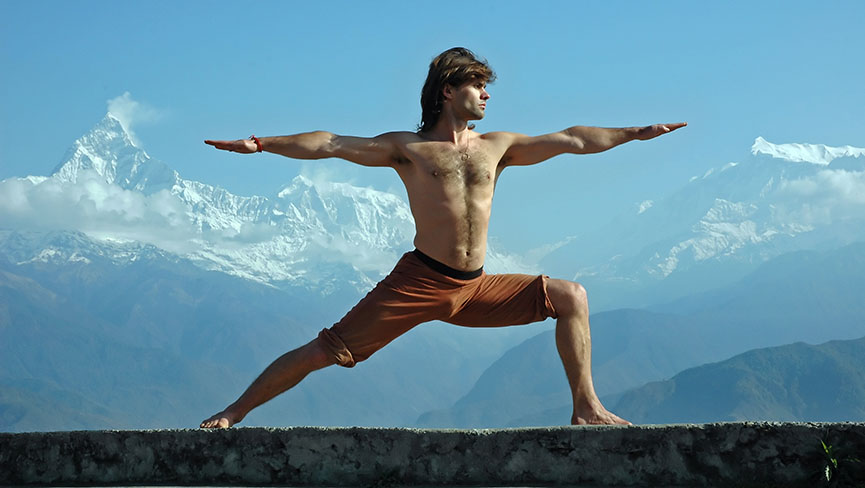 Improving Your Game The Benefits of Warrior Pose