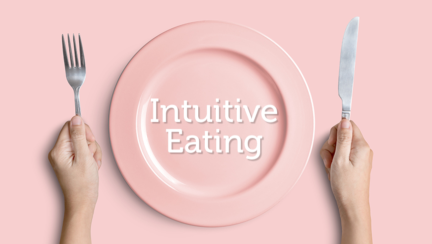 Learning the Basics of Intuitive Eating