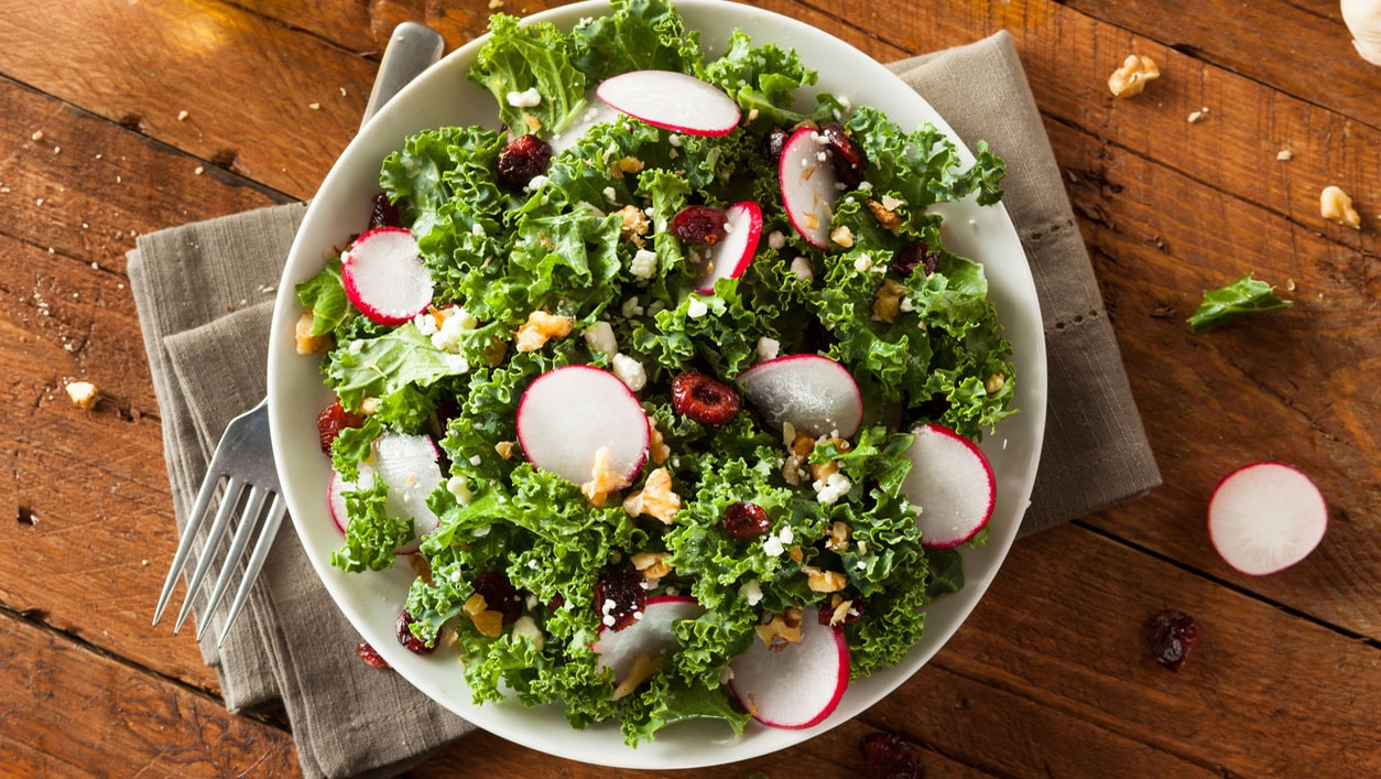 Looking Beyond the Tough Exterior Discovering The Benefits of Kale This Spring
