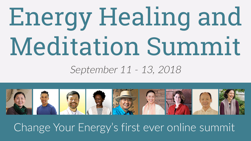 Be a Part of Our Energy Healing Meditation Online Summit