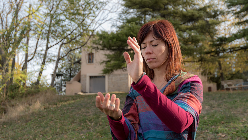 Qigong Exercises to Relieve Stress