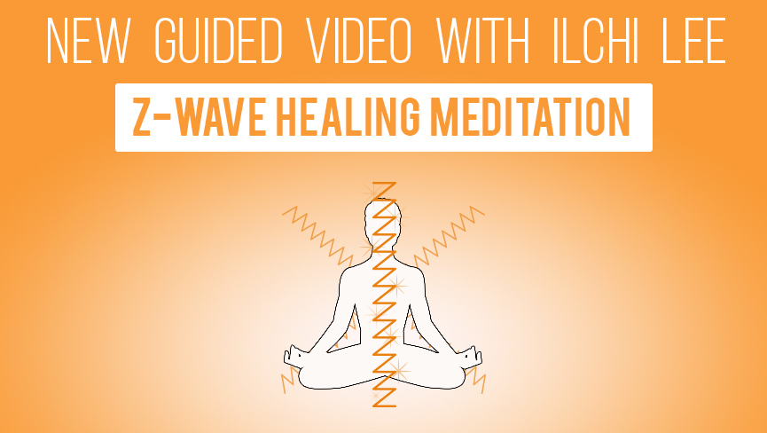 Introducing ZWave Healing Meditation with Ilchi Lee