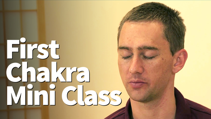 Tips and Tools - First Chakra Mini-Class