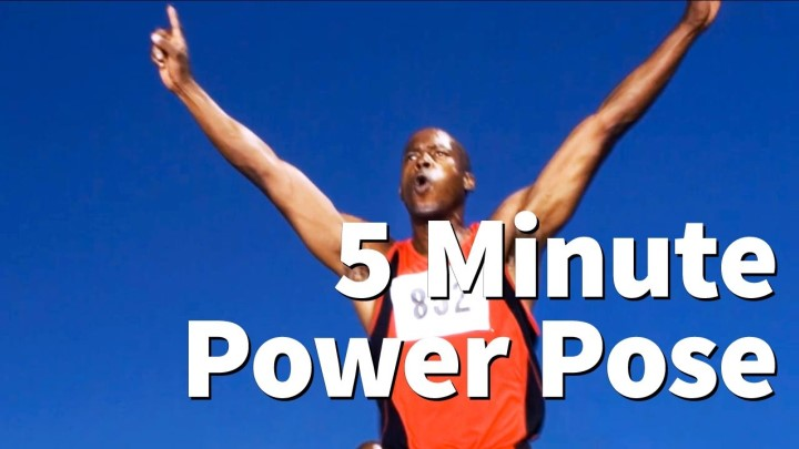 Tips and Tools - Simple, Effective 5 Minute Power Pos...