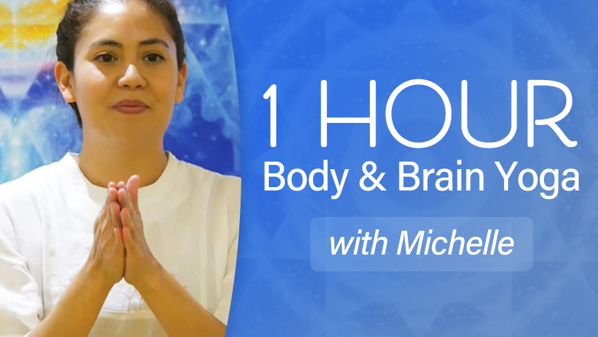 1 Hour Body & Brain Yoga with Michelle