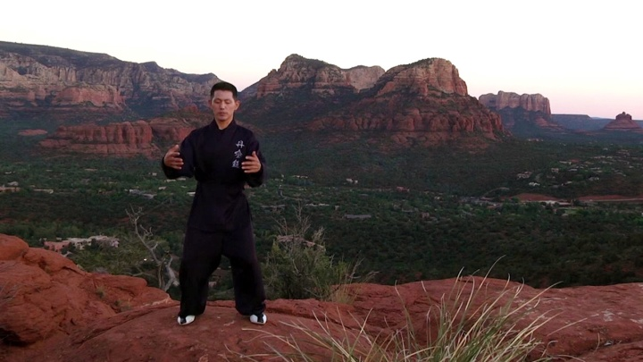 Connect to the Earth with Qigong