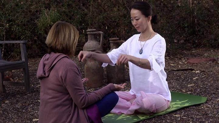 Partnered Magnetic Meditation