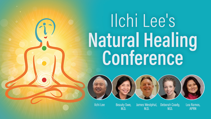 Ilchi Lee's Natural Healing Conference (Solar Body Method)