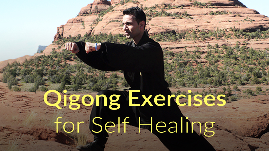 Qigong Exercises for Self Healing