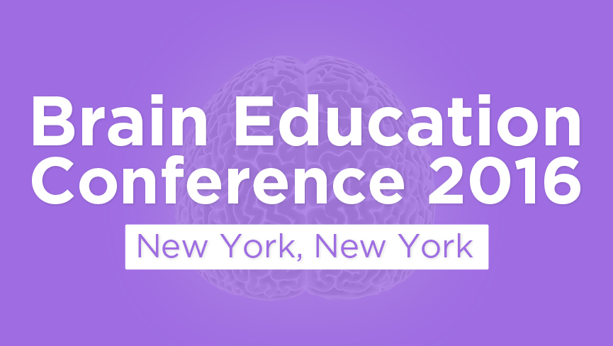 Brain Education Conference 2016 (New York, New York)