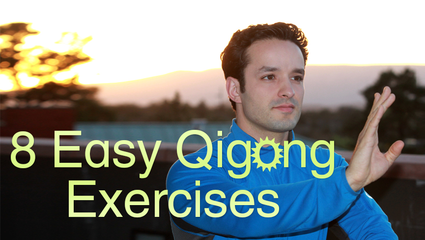 8 Easy Qigong Exercises