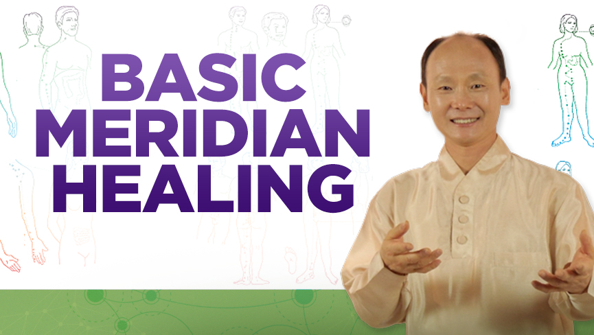 Basic Meridian Healing Online Course with Chungsuk