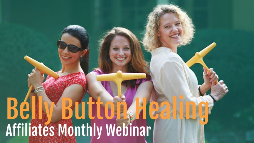 Belly Button Healing Affiliates Monthly Webinar