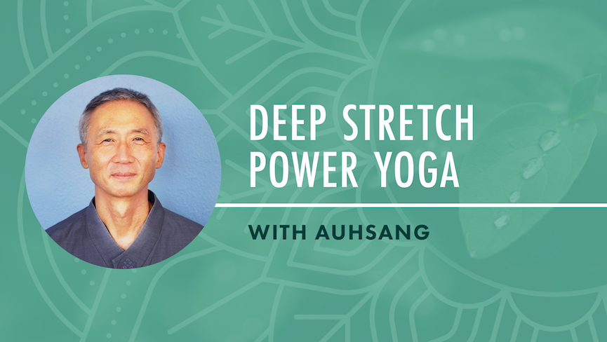 Deep Stretch Power Yoga