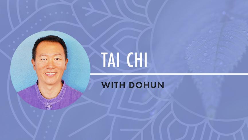 Tai Chi with Dohun Kim