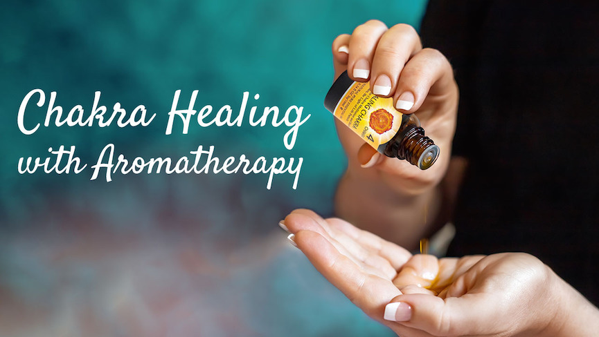 Chakra Healing with Aromatherapy with Linda Yoonjin
