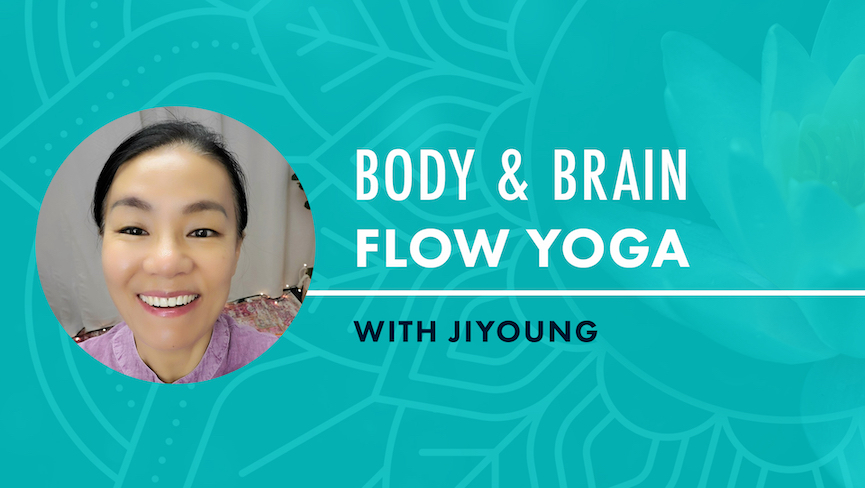 Body Brain Yoga Flow with Jiyoung