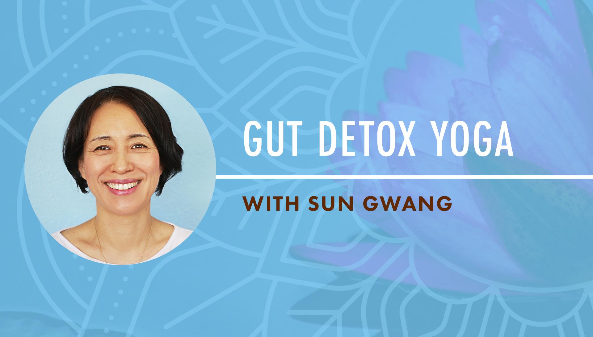 Gut Detox Yoga