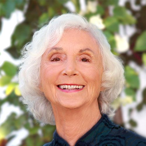 Author, Barbara Marx Hubbard